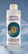 Crystal Catalyst, Higher Ideals, increase absorption