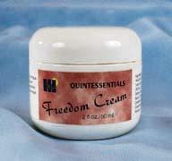 Freedom Cream, progesterone, estrogen